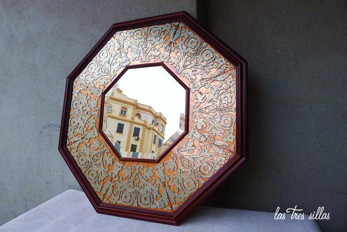 las_tres_sillas_espejo_octogonal_vintage_cobre_estaño (1)
