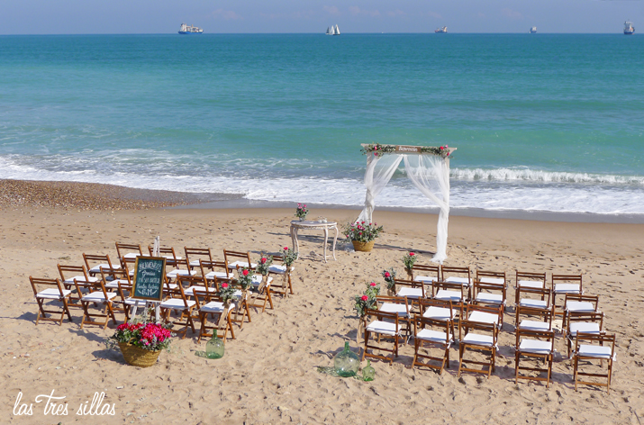 ceremonia_playa_Valencia_las_tres_sillas