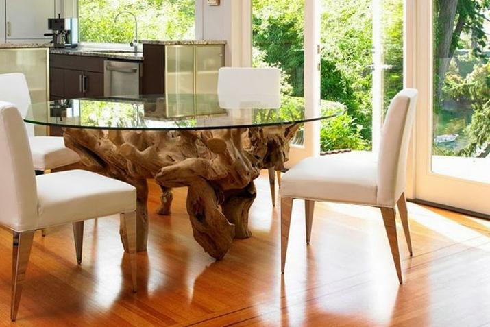 """NATURE IN DESIGN"""" tendencia en decoración y muebles exclusivos del ..."""