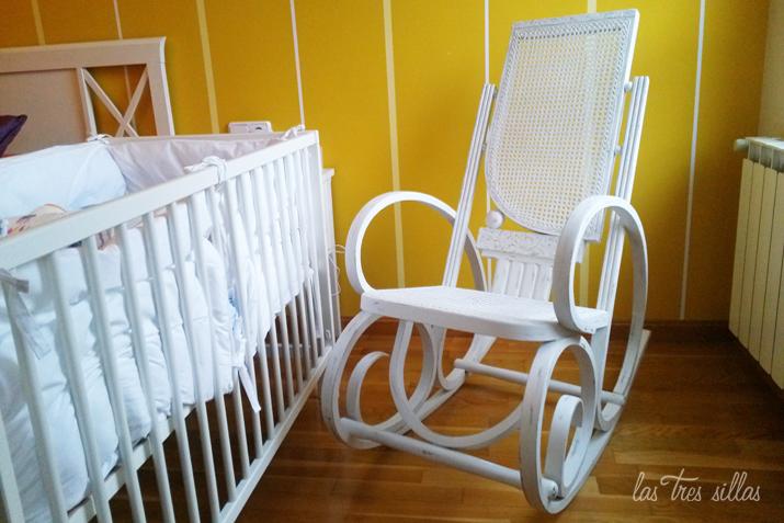 HABITACIONES INFANTILES CON MUEBLES VINTAGE | Las Tres Sillas