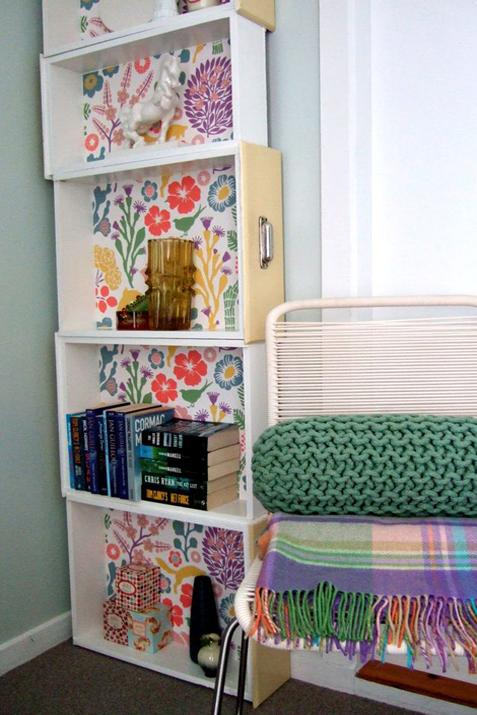 Muebles reciclados con cajones las tres sillas - Muebles de cocina reciclados ...