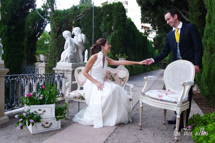 Alquiler de muebles reciclados lo ltimo para bodas en for Alquiler decoracion bodas