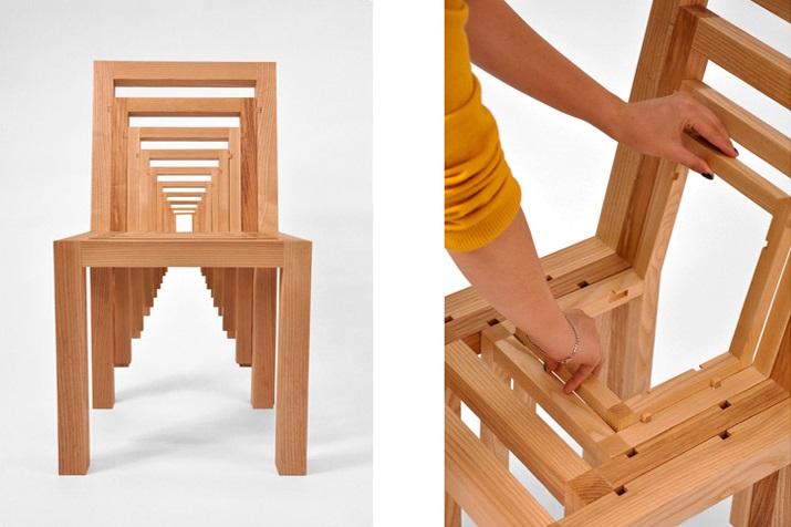 Sillas originales i inspiraci n para muebles for Muebles zapateros originales