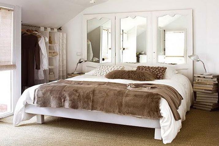 Decoraci n original con cabeceros de cama reciclados i - Cabecero cama original ...