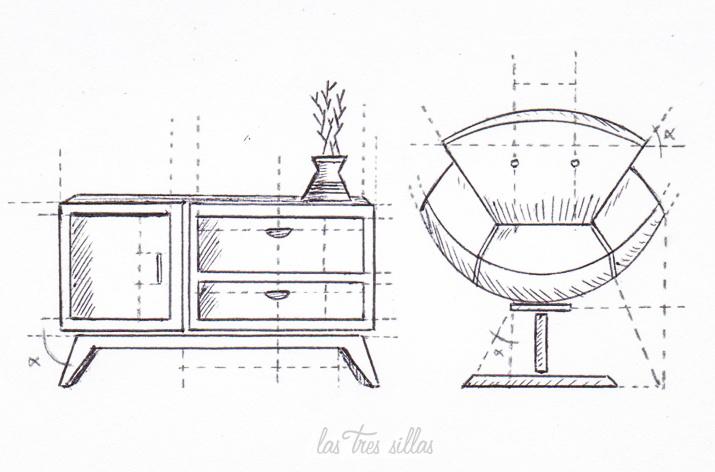 mobiliario INICIO_logo_las_tres_sillas