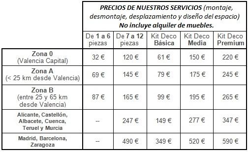 TABLA precios transporte web2..0