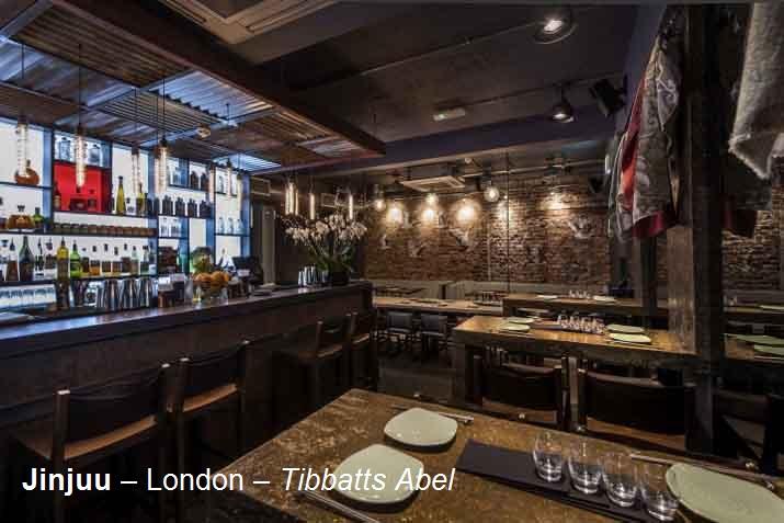Tibbatts Abel - Jin Juu, LondonCopyright - Richard Southall