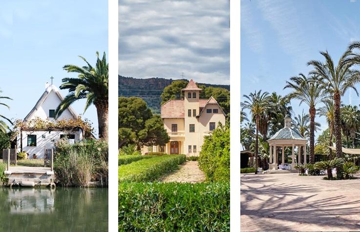 Los lugares m s originales y bonitos para celebrar tu boda for Decoracion bodas valencia