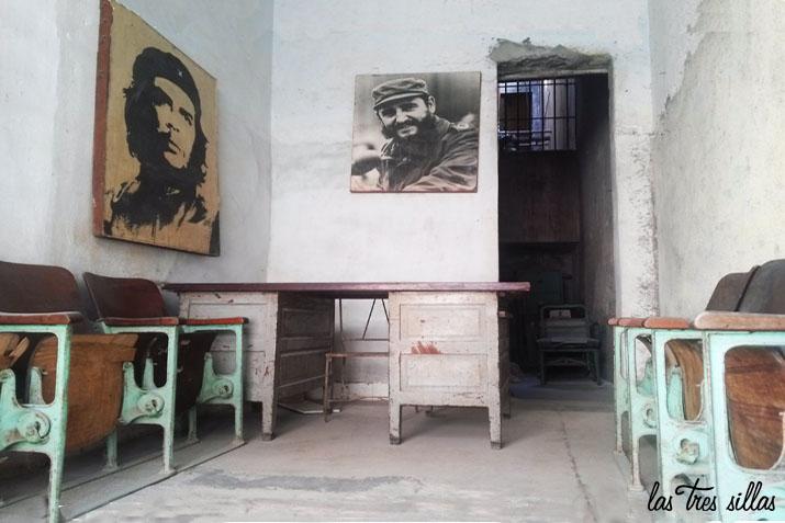 Muebles originales y estilo industrial en cuba las tres for Muebles reciclados para un estilo industrial