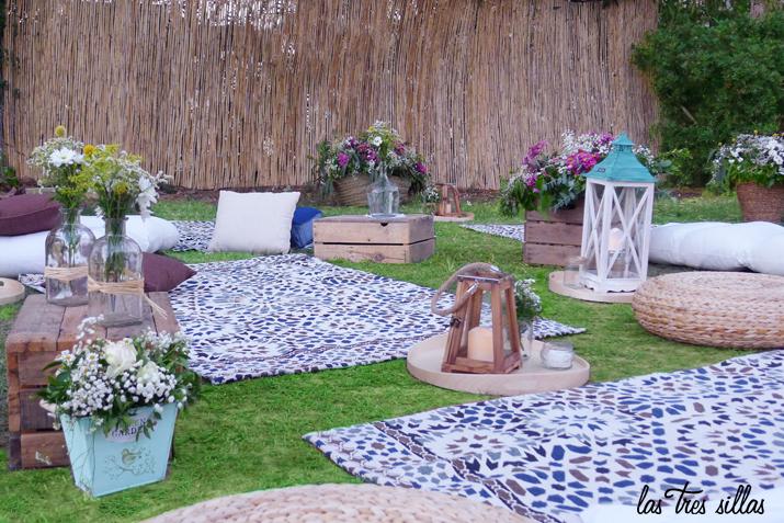 Alquiler de muebles para decorar una boda con estilo en for Alquiler decoracion bodas